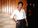 Shruti Haasan, Punit Malhotra during a programme