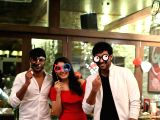 Actress Raashi Khanna  birthday Party