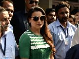 "Song launch of film ""Hichki"" - Rani Mukerji"