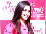 Ridhima Ghosh during a promotional programme