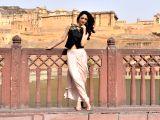 Sandeepa Dhar during a photoshoot