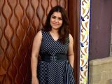 "Media interaction of  film ""Veere Di Wedding - Shikha Talsania"