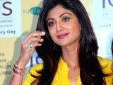 Shilpa Shetty during a programme