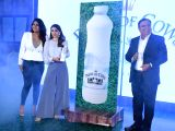 Soha Ali Khan launches dairy product