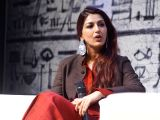 "Sonali Bendre launches Ashwin Sanghi's ""Keepers of the Kalachakra"