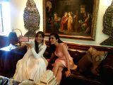 : (240816) Mumbai: Sophie Choudry's wedding anthem Sajan Main Nachungi launches
