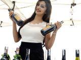 Bengaluru: Tina Ponappa at the inauguration of `Vine and Berry Festival`