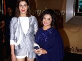 "Song launch of film ""Blackmail"" - Kirti Kulhari and Divya Dutta"