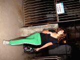 Shweta Bachchan Nanda seen at a salon