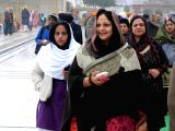 Amritsar: Rati Agnihotri pays obeisance at the Golden Temple