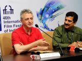 IFFI-2015 - Pablo Cesar press conference