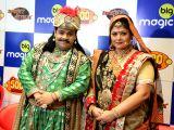 : (260916) Mumbai: Big Magic's show 'Akbar Birbal ' successful completion Of 500 episodes celebration