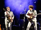 50 th aniversary concert the beatles in Madrid