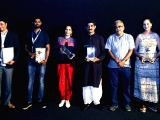 IFFI 2017 - Cast and Crew of 'Khidkee