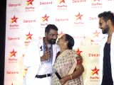 Media interaction of show Dance Plus Season 4 - Remo D'Souza and Madhaviyamma Nair