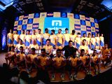 Cricket legend Sachin Tendulkar, actors Kamal Haasan, Ram Charan, Allu Arjun along with the team during the jersey launch of Tamil Thalaivas Kabaddi team in Chennai, on July 20, 2017.