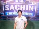 Cricket legend Sachin Tendulkar at the launch of Sachin Saga Cricket Champions - a game,  in Bengaluru, on Dec 7, 2017.