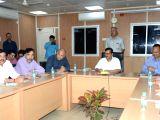 Delhi Chief Minister Arvind Kejriwal, Deputy Chief Minister Manish Sisodia, Minister Satyendra Kumar Jain, AAP MP Sanjay Singh, Delhi Congress chief Ajay Maken and Congress leader Arvinder ...