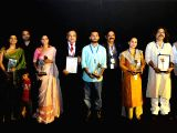 IFFI 2017 - Cast and crew of 'Pimpal