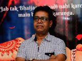 """Promotion of film """"Sallu Ki Shaadi"""" - Mohammad Israr Ansari"""