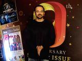 Cover launch of Box Office India magazine - Rohit Shetty