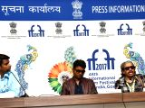 IFFI - Our Grandparents' Home - press conference