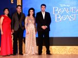 Press meet for stage musical show  ``Beauty and The Beast``