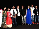 IFFI 2017 - Cast and crew of 'Kshitij - A Horizon