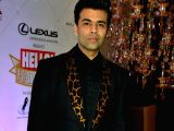 Filmmaker Karan Johar at the