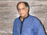 "Pahlaj Nihalani during the interview for film ""Julie 2"