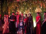 Yuvraj-Hazel wedding reception - Sourav Ganguly