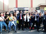 Greater Noida: Maruti Suzuki's Senior Executive Director, Marketing and Sales RS Kalsi invites vehicle occupants to take the pledge and wear seatbelts during