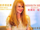 Haikou: Actress Nicole Kidman during a press conference