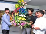 Hyderabad: Boyapati Srinu birthday celebration