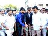 Hyderabad: Nagarjuna,KTR launches Shooting center & ANR Gardens at FNCC