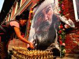 NEPAL-KATHMANDU-ACTOR-FUNERAL