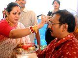 Kolkata: 'Bhai Phota' - WB Minister Arup Biswas