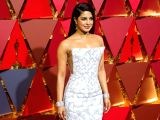 Los Angeles: U.S.-LOS ANGELES-OSCAR-RED CARPET- Priyanka Chopra