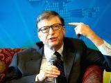 Microsoft founder Bill Gates. (File Photo: IANS)