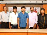 : (251115) Hyderabad: Movie Nenu Naa Prema Kadha press meet