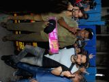 Mumbai: Emraan Hashmi promotes film Ungli