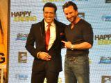 Mumbai: Music launch of film Happy Ending