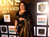 :Mumbai: Actress Priyanka Chopra's mother Madhu Chopra at the
