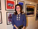 Mumbai: Farah Khan during the inauguration of an art exhibition
