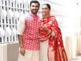 Ranveer Singh, Deepika Padukone back in Mumbai