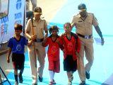 Mumbai Police along with