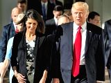 Nikki Haley became the first Indian American to join the United States cabinet. President Donald Trump appointed her as the Permanent Representative to the United Nations, a cabinet rank position in ...