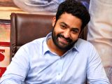 NTR Spoke to media on his Janata Garage movie today in Hyderabad