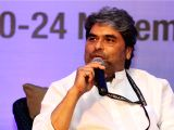 Panaji: Vishal Bhardwaj at the 8th NFDC Film Bazaar 2014