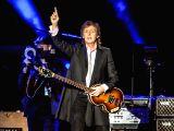 Sao Paulo (Brazil): British singer Paul McCartney performs